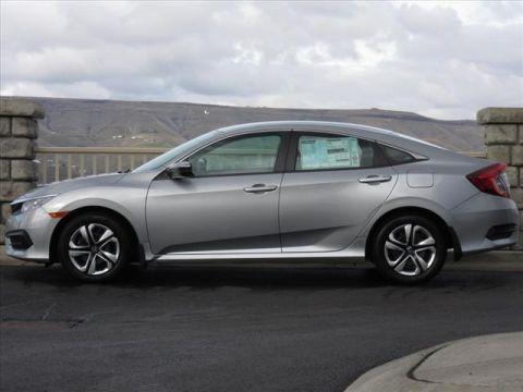 New Honda Civic LX